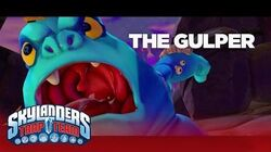 "Official Skylanders Trap Team ""Meet the Villains Gulper"" Trailer"