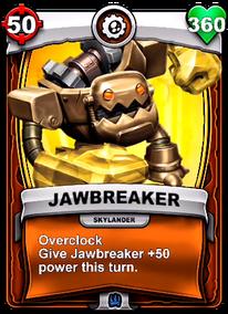 Overclock - Special Abilitycard