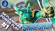 Skylanders Power Play Snap Shot l Skylanders Trap Team l Skylanders