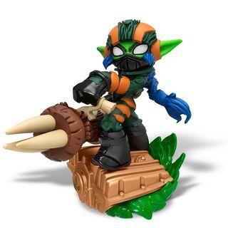 Figura de Super Shot Stealth Elf