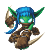 Stealth Elf Transparent Render