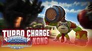 Turbo Charge Donkey Kong l Skylanders Superchargers l Skylanders