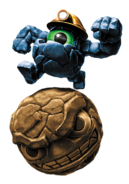 Villains 0004 ROCKY-ROLL skylanders