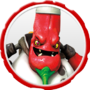 Chef Pepper Jack Villain Icon