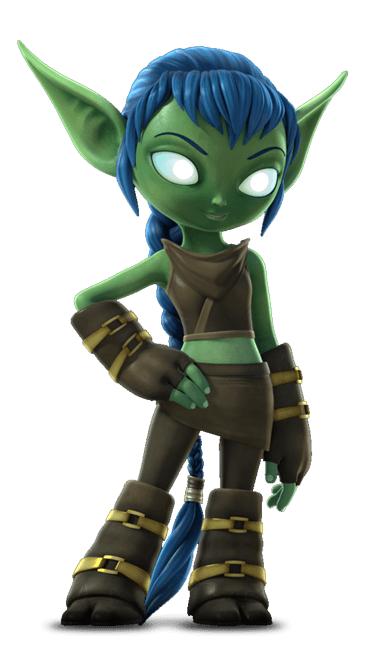 Stealth Elf (Skylanders Academy) | Skylanders Wiki | Fandom
