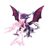 Cynder Series 2 Transparent Render
