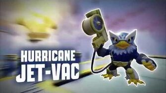 Hurricane Jet Vac