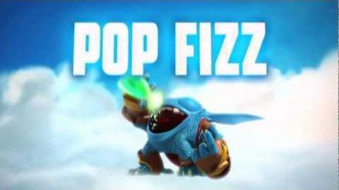 Skylanders Giants - Pop Fizz's Soul Gem Preview (The Motion of the Potion)