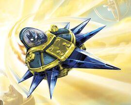 Legendary Sun Runner