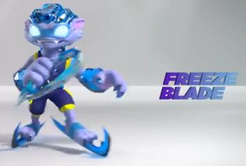 Freeze Blade teaser