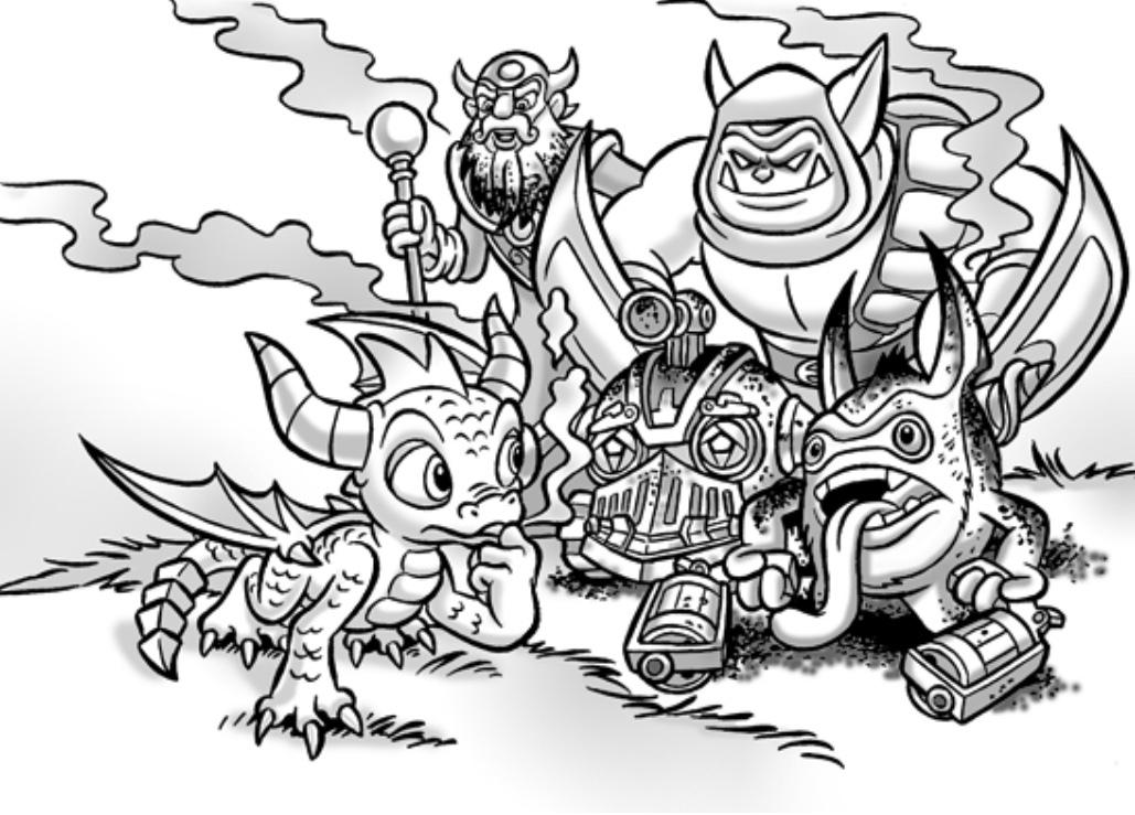 Spyro Versus The Mega Monsters Skylanders Wiki Fandom Powered By