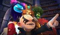 Assault on Skylander Academy