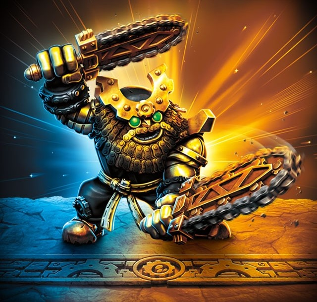 Chain Reaction Skylanders Wiki Fandom Powered By Wikia