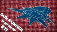 Official Skylanders SuperChargers Mod Shop Sun Runner