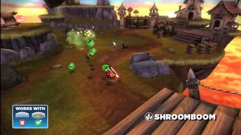 Skylanders Giants - Shroomboom Preview Trailer