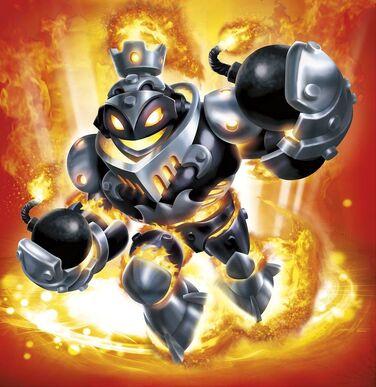 Dark Blast Zone Promo