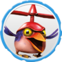 Buzzer Beak Villain Icon