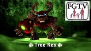 Skylanders Giants - Tree Rex Preview Trailer (Be Afraid of the Bark)