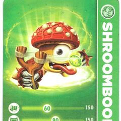 Carta de Shroomboom lightcore