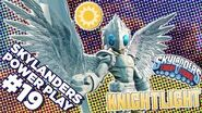 Skylanders Power Play Knight Light l Skylanders Trap Team l Skylanders
