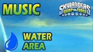 ♪♫ Water Elemental Area Skylanders SWAP Force Music