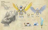 KnightLight RingOfHeroes ConceptArt