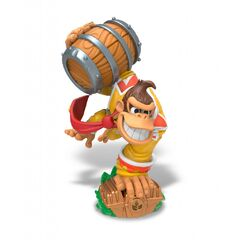 Figura de Turbo Charge Donkey Kong