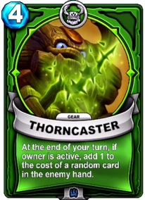 Thorncaster - Gearcard