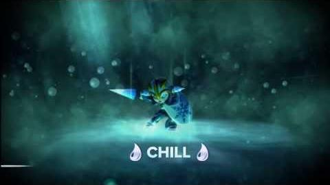 Meet the Skylanders - Blizzard Chill - Stay Cool!
