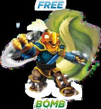 Free Bomb