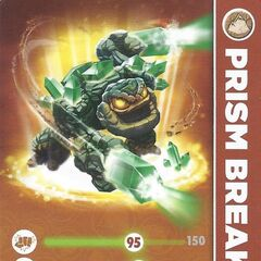 Carta de Prism Break serie 2