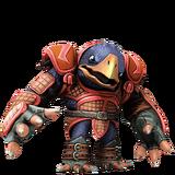 Cuckoo Clocker (villano)
