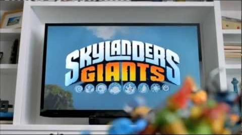 Skylanders Giants PS3-Trailer (Deutsch German)