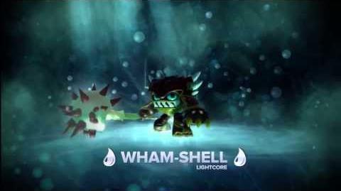"""Meet the Skylanders - LightCore Wham Shell """"Brace for the Mace!"""" Official Trailer"""