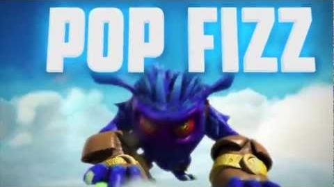 Skylanders Pop Fizz Official Trailer