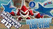 Skylanders Power Play Winterfest Lob-Star