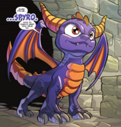 Spyro Issue4