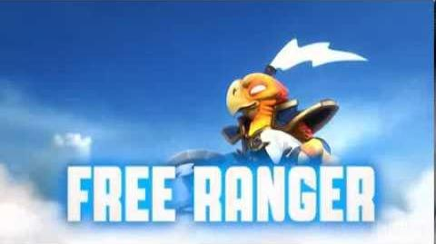 Skylanders Swap Force - Free Ranger Soul Gem Preview Whip Up a Storm)