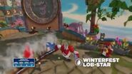 Meet the Skylanders Winterfest Lob-Star