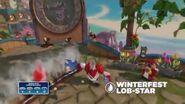 Meet the Skylanders Winterfest Lob-Star