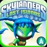 Skylanders Lost Islands App-Logo