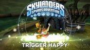 Skylanders Spyro's Adventure Trigger Happy Trailer