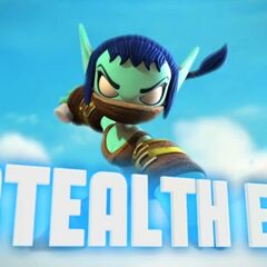 Stealth Elf S2 en su trailer