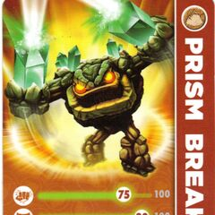 Carta de Prism Break serie 1