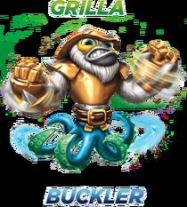 Grilla Buckler