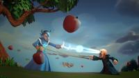 Master Eon Kaos struggle