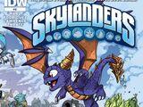 Skylanders Issue 12