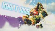 Skylanders Trap Team - Krypt King's Soul Gem Preview (I've Got The Edge)