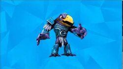 ♪♫ CROSS CROW - Villain Theme Skylanders Trap Team Music