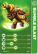 Bumble-blast-card